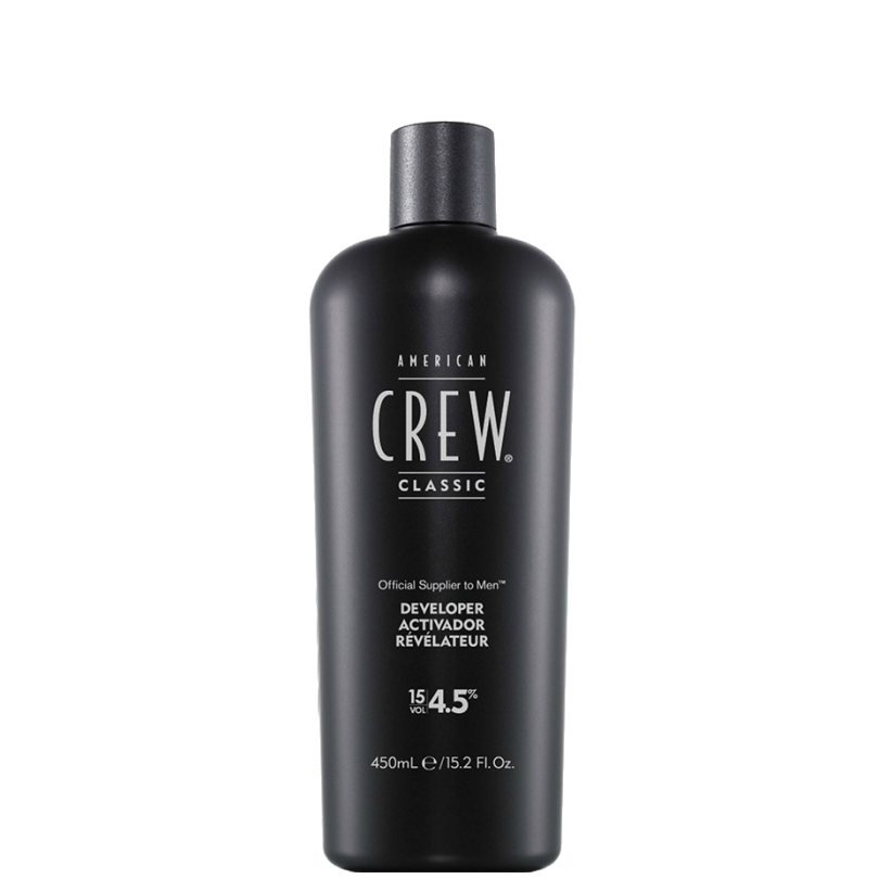American Crew Precision Blend Developer Активатор 4,5%  450 мл