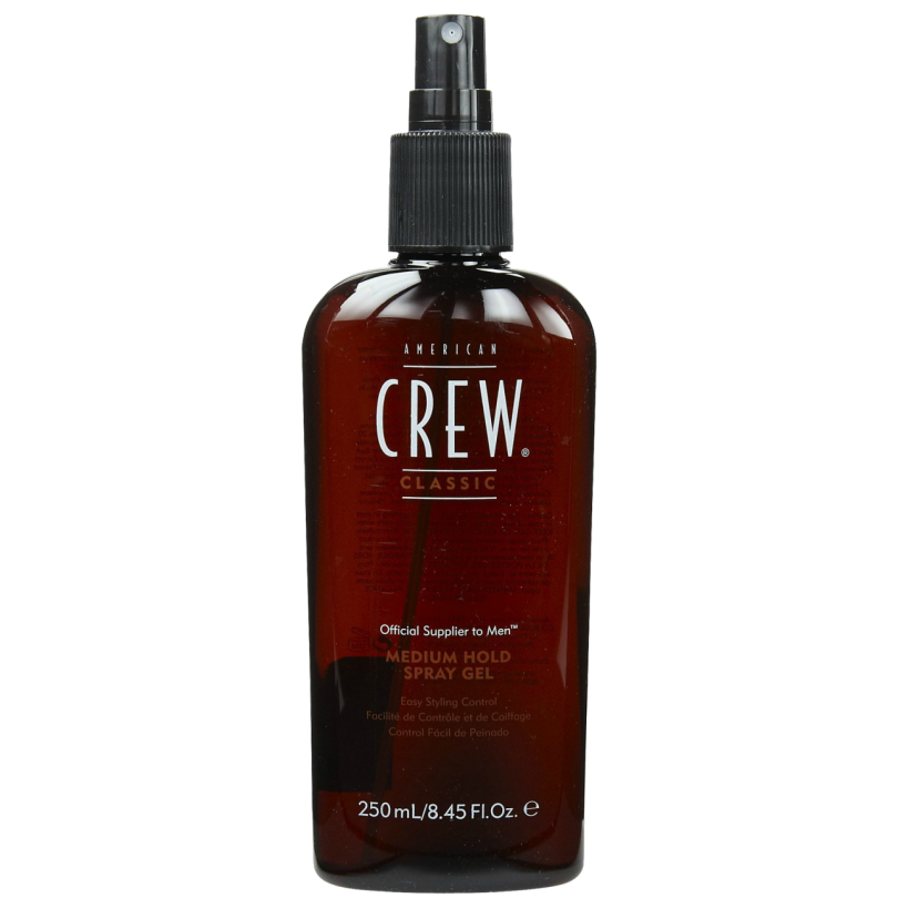 American Crew Спрей-гель для ср. фикс укладки Classic Medium Hold Spray 250 мл.