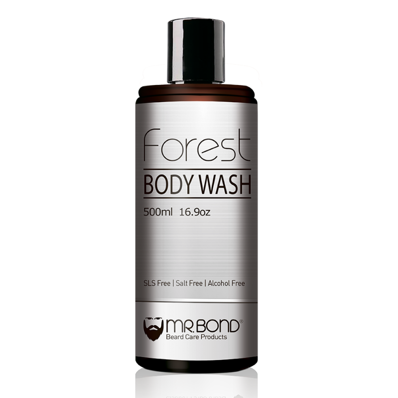 Mr. Bond Forest Body wash Гель для душа 500 мл.