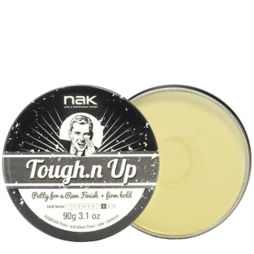 NAK Tough-n Up Putty for a Ram Finish мат. паста для укладки сил. фикс. 90 г