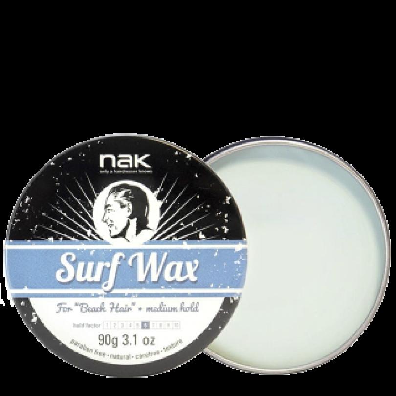 NAK Surf Wax матовый воск для укладки средней фиксации 90 г