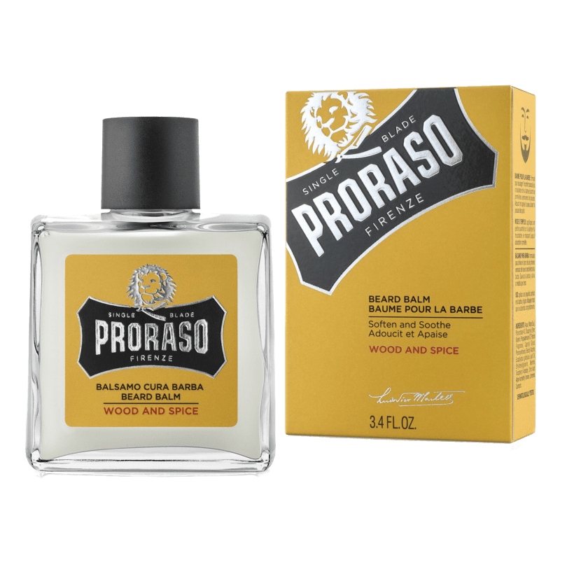 Proraso Бальзам для бороды Wood and Spice, 100 мл.