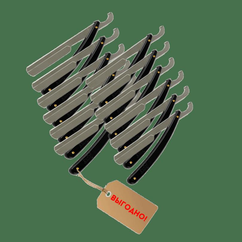 Sedef Опасная бритва для сменных лезвий уп. 12 шт.