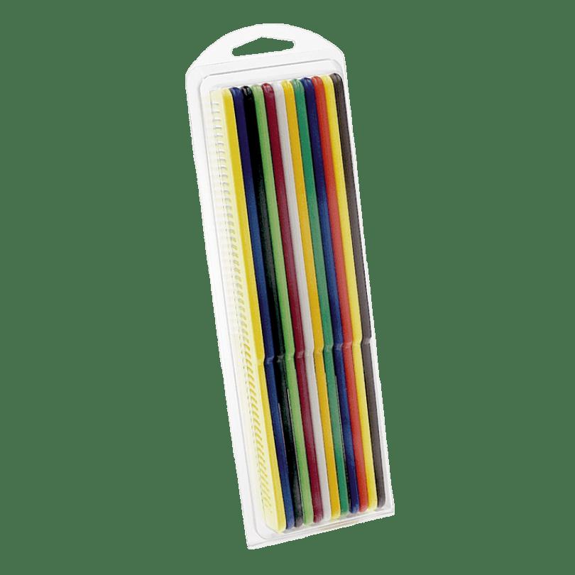 Wahl Набор цветных расчесок (12 шт)
