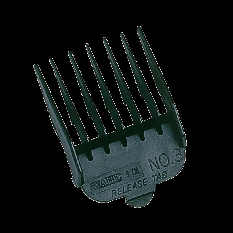 Wahl Насадка пластиковая 10 мм, цвет черный для машинок серии Taper