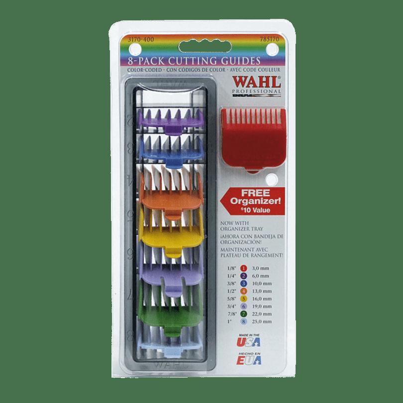 Wahl Набор насадок (разноцветные) для машинок серии Taper