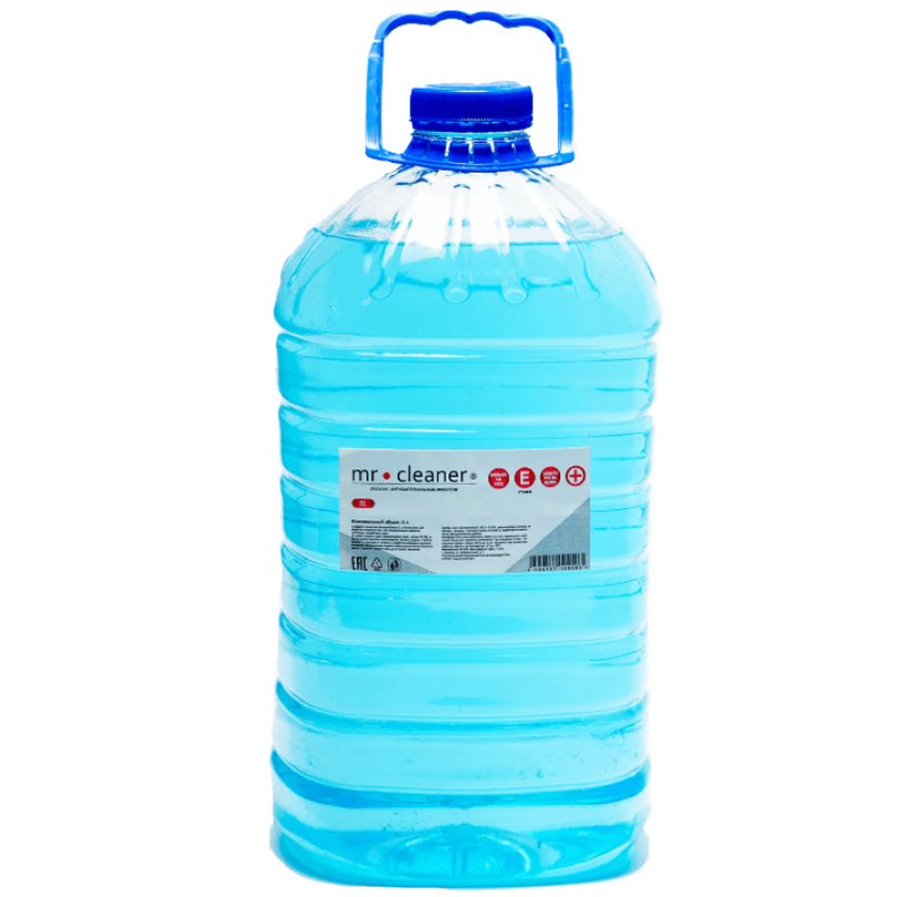 Mr. Cleaner - Лосьон для рук с антибактериальным эффектом 5000 мл