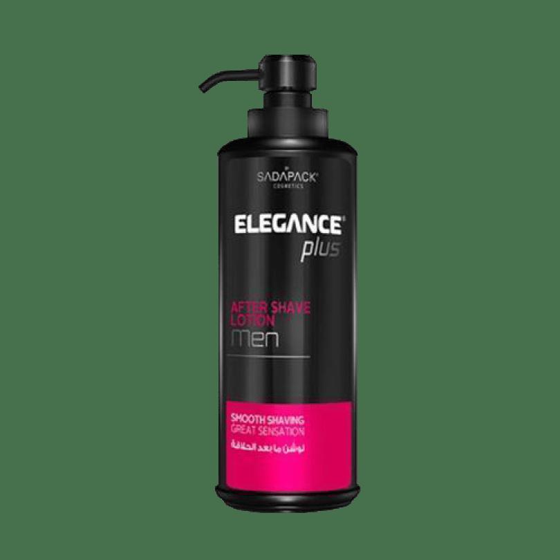 Elegance Лосьон после бритья с дозатором Venus 500 мл. (розовый)