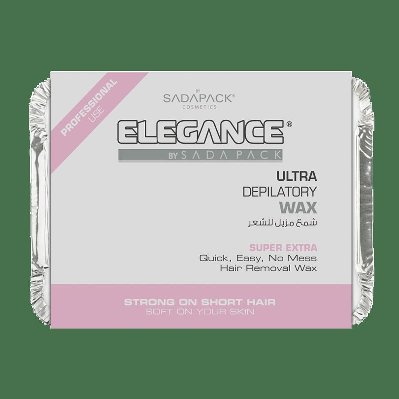 Elegance Воск для депиляции с супер усиленным эффектом (розовый) 400 гр.