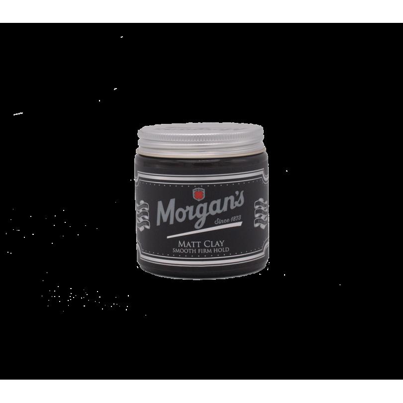 M170 Morgans Matt Clay Матовая глина с кератином для укладки 120 мл